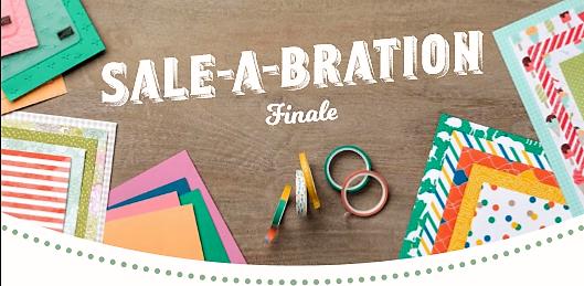 Sale-A-Bration Finale vom Feinsten